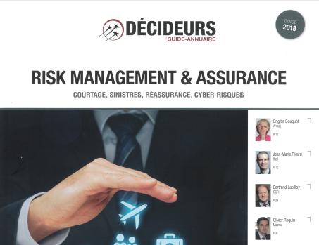 Endrös-Baum Associés » Magazine Décideurs Risk Management